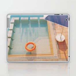 Swimming Pool Laptop & iPad Skin