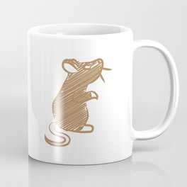 Rat Coffee Mug