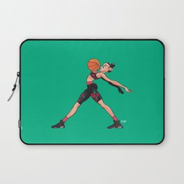 CoolNoodle and AirJordan6 Playoffs Laptop Sleeve