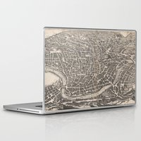 rome Laptop & iPad Skins featuring Rome  by Le petit Archiviste