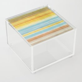 Colorbands Yellowstone Yellow Acrylic Box