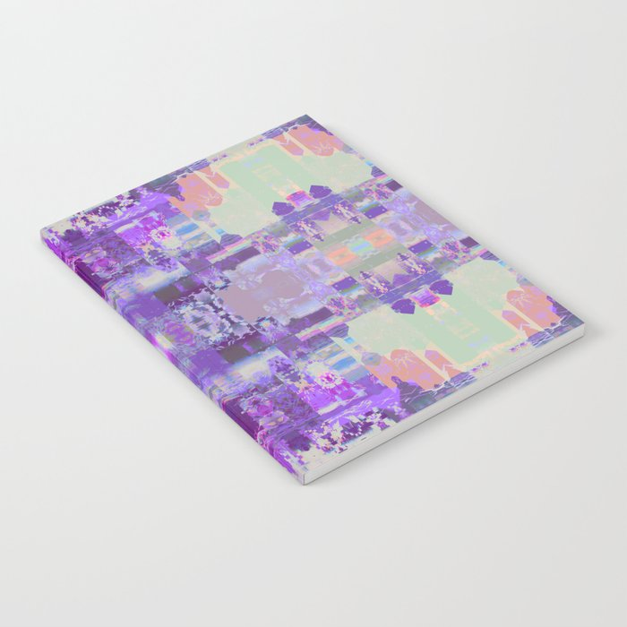 Patchwork Notebook