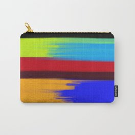 Abstract No 120 By Chad Paschke Carry-All Pouch