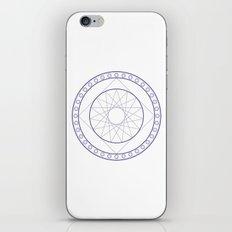 Anime Magic Circle 16 iPhone & iPod Skin