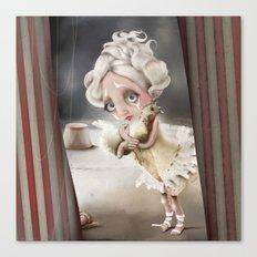 Private enchantment Canvas Print