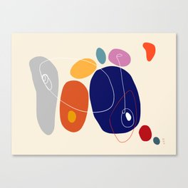 Krazo Canvas Print