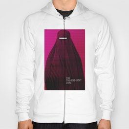 The Two-eye-light Zone Hoody