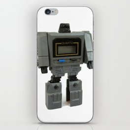 Wrist Watch Robot iPhone Skin