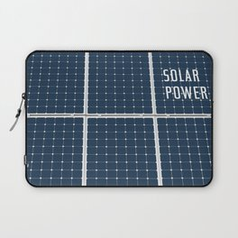 Solar Cell Panel Laptop Sleeve