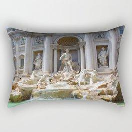 Fontana di Trevi 1 Rectangular Pillow