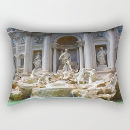Fontana di Trevi 1 Rectangular Pillow