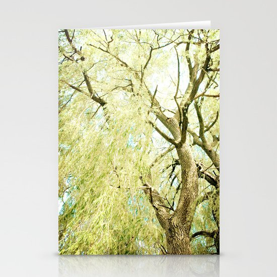 Willow Tree Stationery Cards