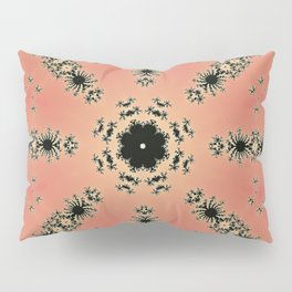 Fractal Dependence Pattern 1 Pillow Sham