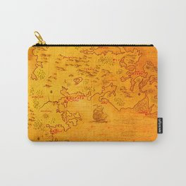 Bretonnia map Carry-All Pouch