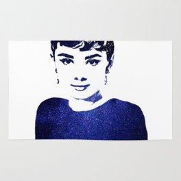 Audrey Hepburn (10) Rug