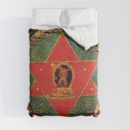 Buddhist Vajrayogini Mandala 1 Comforters