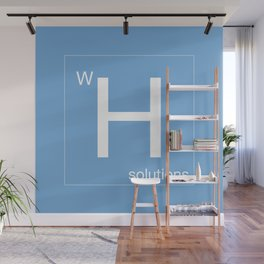 W&H Solutions Wall Mural