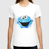 cookie T-shirts featuring Cookie by Cookstar