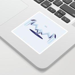 Infinity Portal Sticker
