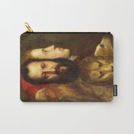 Titian The Allegory of Prudence Carry-All Pouch