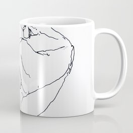 "Artwork inspired by the lyrics of The 1975's ""Sex"" Coffee Mug"