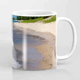 Lake_Michigan Beach, Charlevoix - II Coffee Mug
