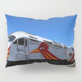 New Mexico Rail Runner Pillow Sham