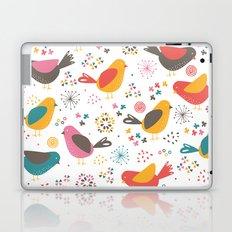 Quirky Chicks Laptop & iPad Skin