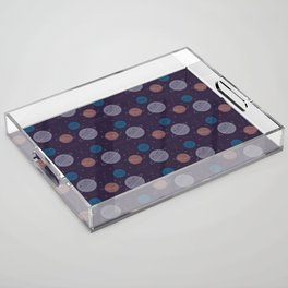 Kawaii Outer Space Acrylic Tray