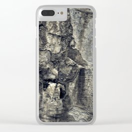 Lyme Clear iPhone Case