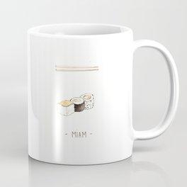 Sushis Coffee Mug
