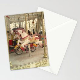 Paris, The Tuileries Garden - Carousel Stationery Cards