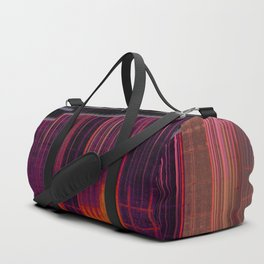 Mostly Parallel Duffle Bag