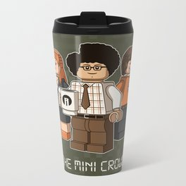 The Mini Crowd Metal Travel Mug