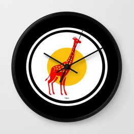 Gman Wall Clock
