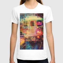 Le train  T-shirt