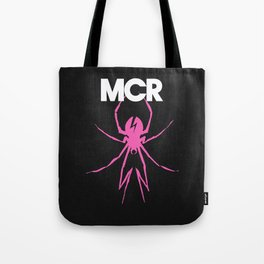 My Chemical Romance - Danger Days Spider Tote Bag