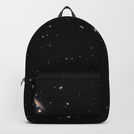 Spiral Galaxy M106 Backpack