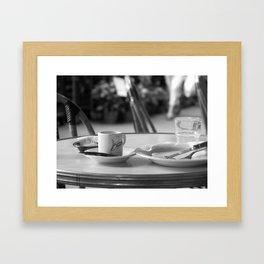 Bistro Framed Art Print