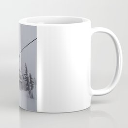 Into the unknown Coffee Mug