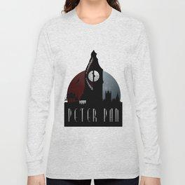 Peter Pan Long Sleeve T-shirt