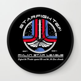 The last starfighter Wall Clock
