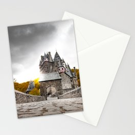Castle in the Woods 4 Stationery Cards