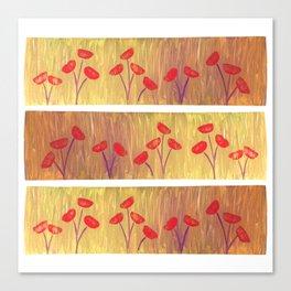 Spring Flings Canvas Print