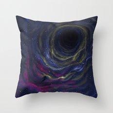 In Transit Throw Pillow