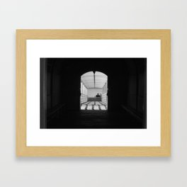 Balmain Framed Art Print
