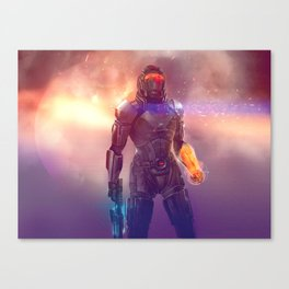 Shepard's Last Stand Canvas Print