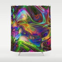 Fantasma 7 Shower Curtain