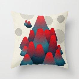 Landscape 4 Throw Pillow