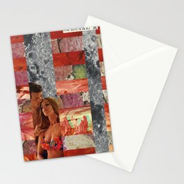 Fell in Love in Retrograde  Stationery Cards